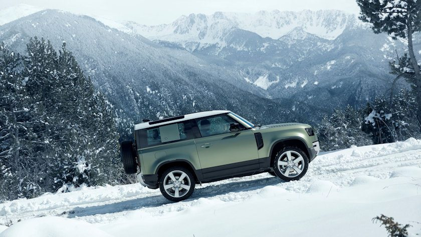 2020 Land Rover Defender 90