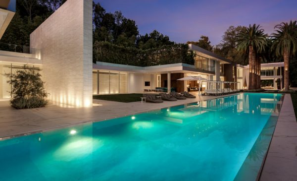 Bel-Air 'Shangri-la' with 160-Foot Pool Lists for $65 Million
