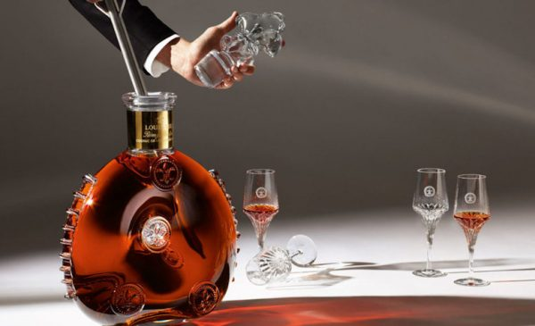 Silicon Valley Jeweler to Unveil 'Le Mathusalem' LOUIS XIII Cognac