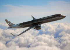 TCS World Travel Announces New Customized Private Jet