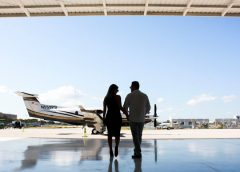 Love is the Air this Valentine's Day with In-Flight Private Jet Weddings