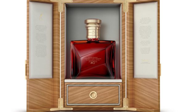 Extremely Limited Edition Johnnie Walker Master's Ruby Reserve