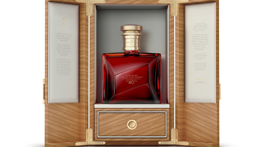 Johnnie Walker Masters Ruby Reserve