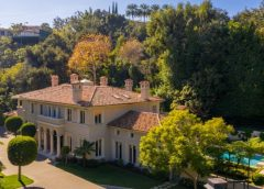 Lee Iacocca's Beverly Hills Mansion For Sale, $29.9 Million