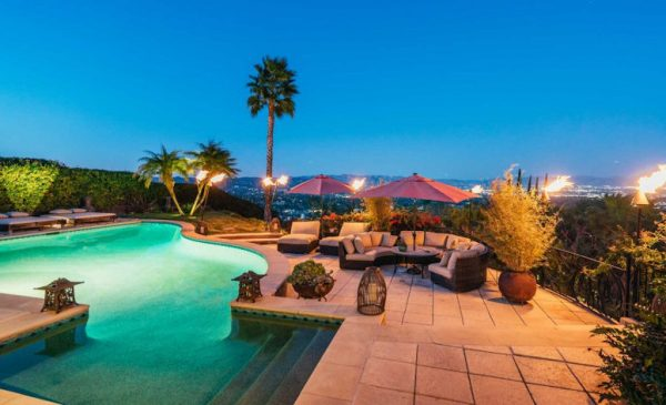 Tommy Lee's Home with Recording Studio Doesn't Miss a Beat